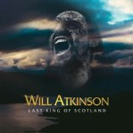 Will Atkinson - Last King of Scotland album cover